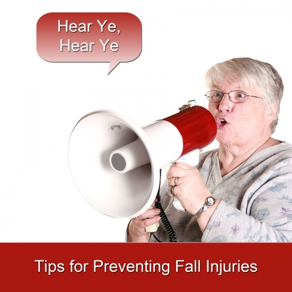 Preventing Fall Injuries