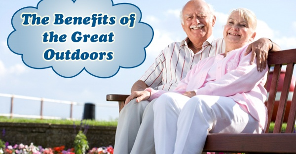 Seniors Outdoor Benefits