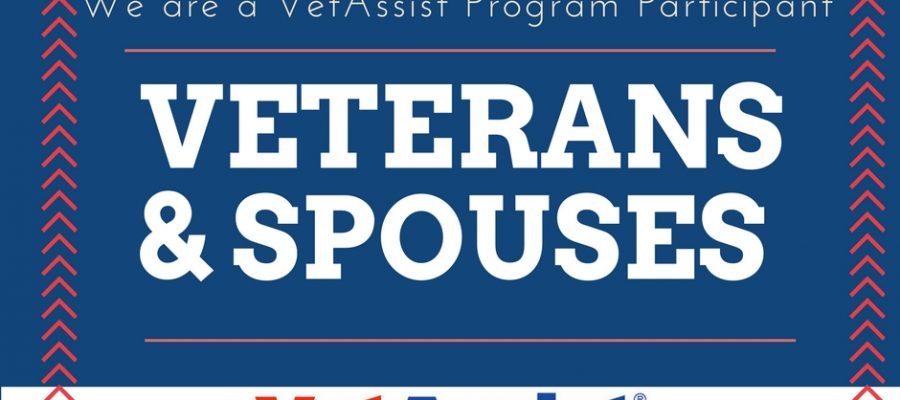 We are part of the national VetAssist Program provider network. (5)